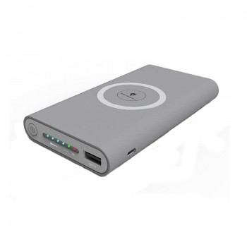 Ampere Power Bank 1 серый
